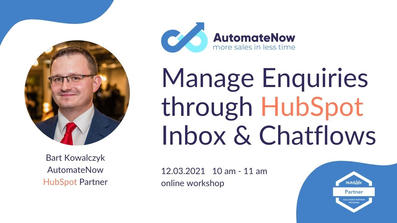 How to set up HubSpot Inbox?